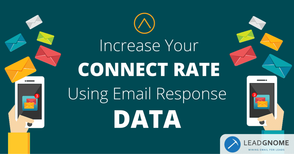 3 Ways To Increase Your Connect Rate Using Email Response Data