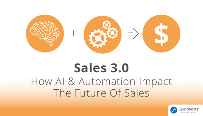 How AI Automation Impacts The Future of Sales