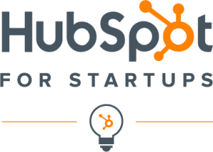 HubSpot For Startups Logo