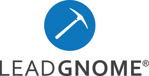 LeadGnome Logo - No Tag - Color - Vertical