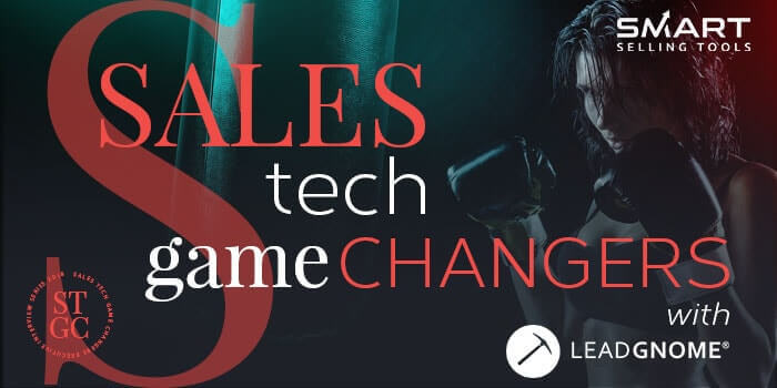 Sales Tech Game Changers - LeadGnome