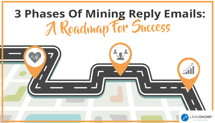 3 Phases of Mining Reply Emails