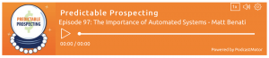 Predictable Prospecting Podcast