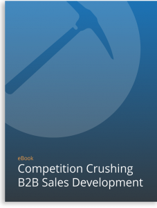 LeadGnome-eBook-Competition Crushing B2B Sales Development