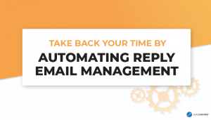 Automate Reply Email Mining