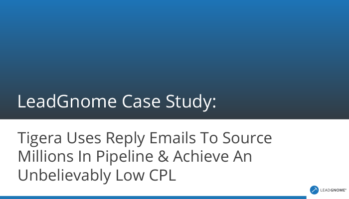 LeadGnome Case Study Grow Pipeline