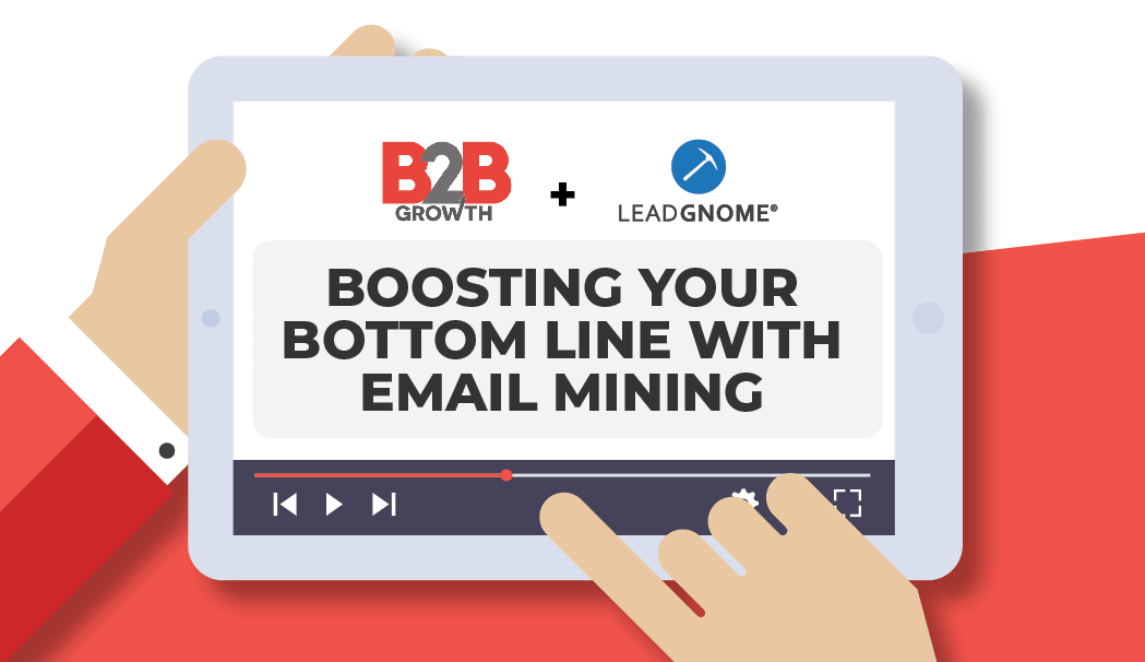 Boosting Your Bottom Line With Email Mining